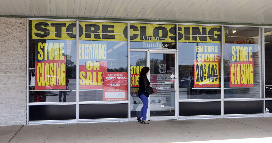 Retail & On-line stores - from Start-up to Closing Down